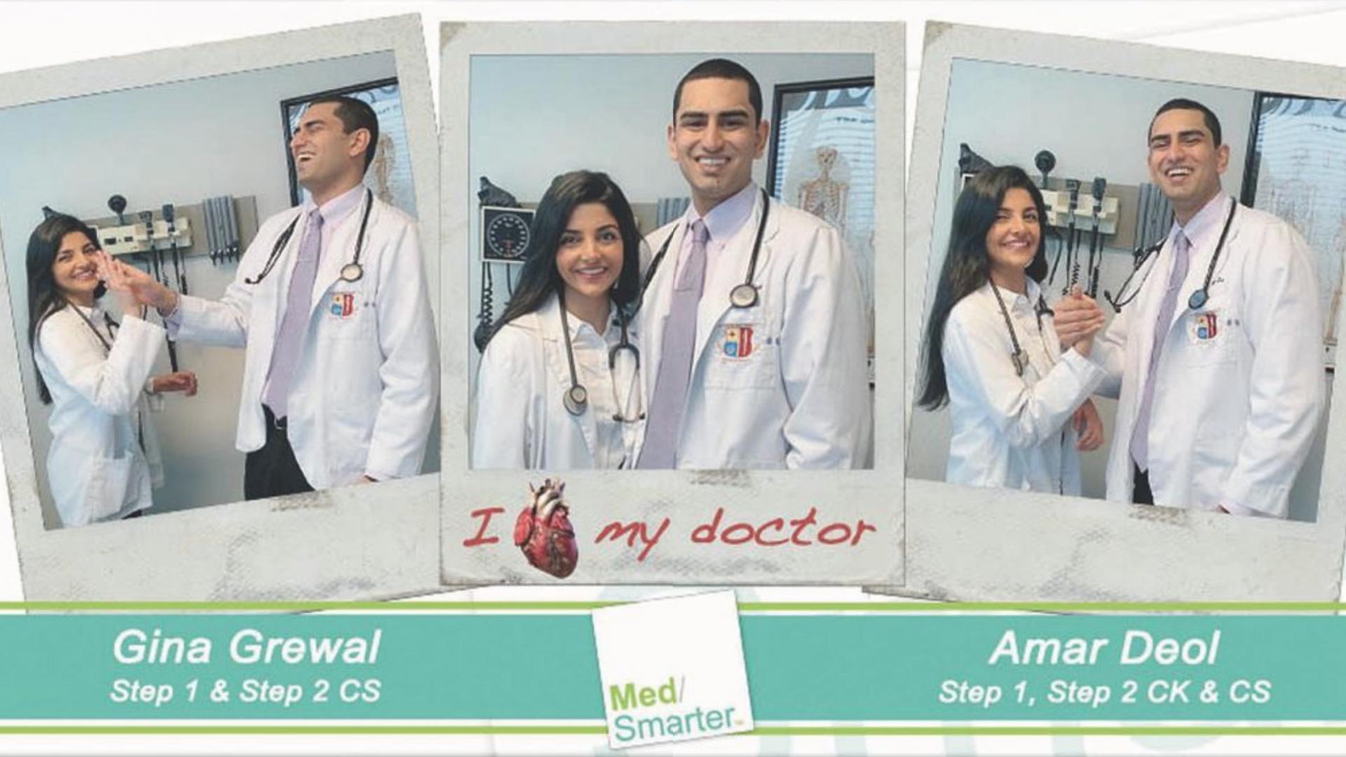 MedSmarter - Couples Who Study Together