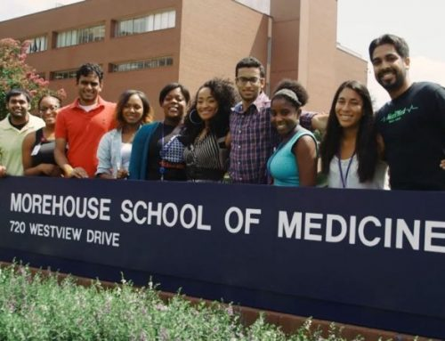 What Does It Take to Get into Medical School?