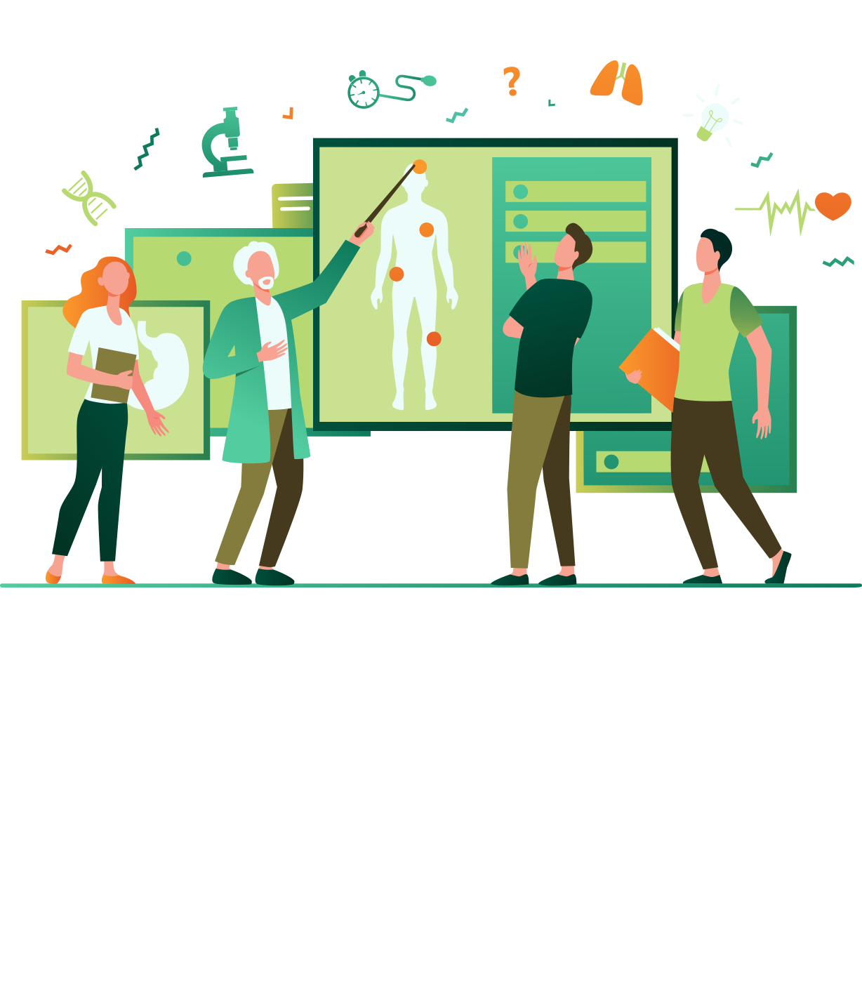 MedSmarter Live & Live Online Review Courses Lecture
