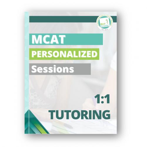 MCAT 1 on 1 Tutoring