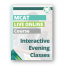 MCAT Live Online Evening Classes