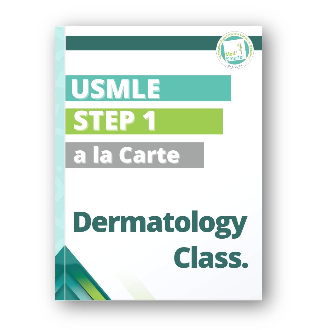 MedSmarter Dermatology a la Carte Class