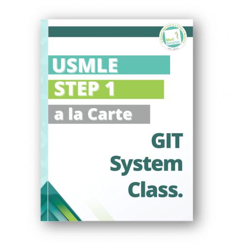 MedSmarter Gastrointestinal System a la Carte Class