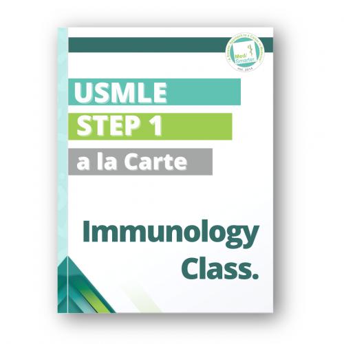 MedSmarter Immunology a la Carte Class