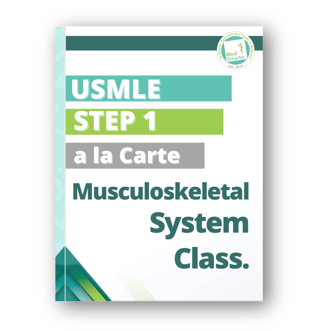 MedSmarter Musculoskeletal System a la Carte Class