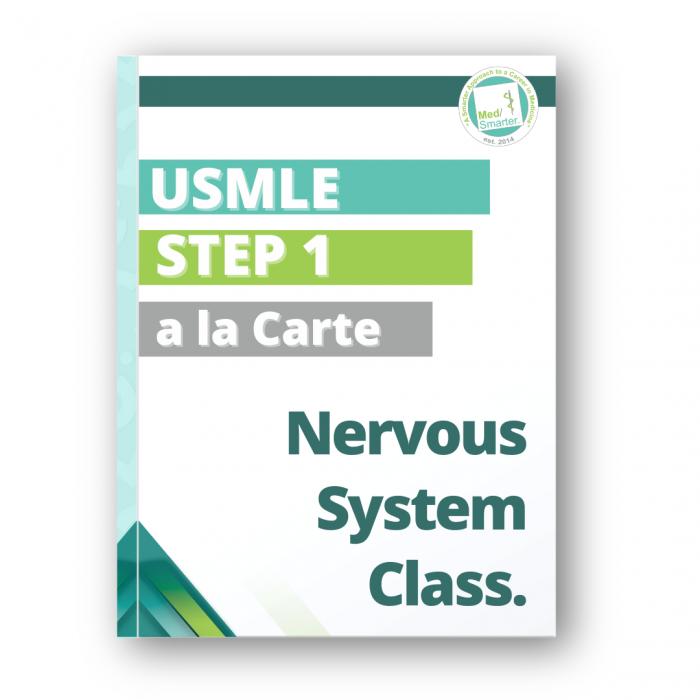 MedSmarter Nervous System a la Carte Class