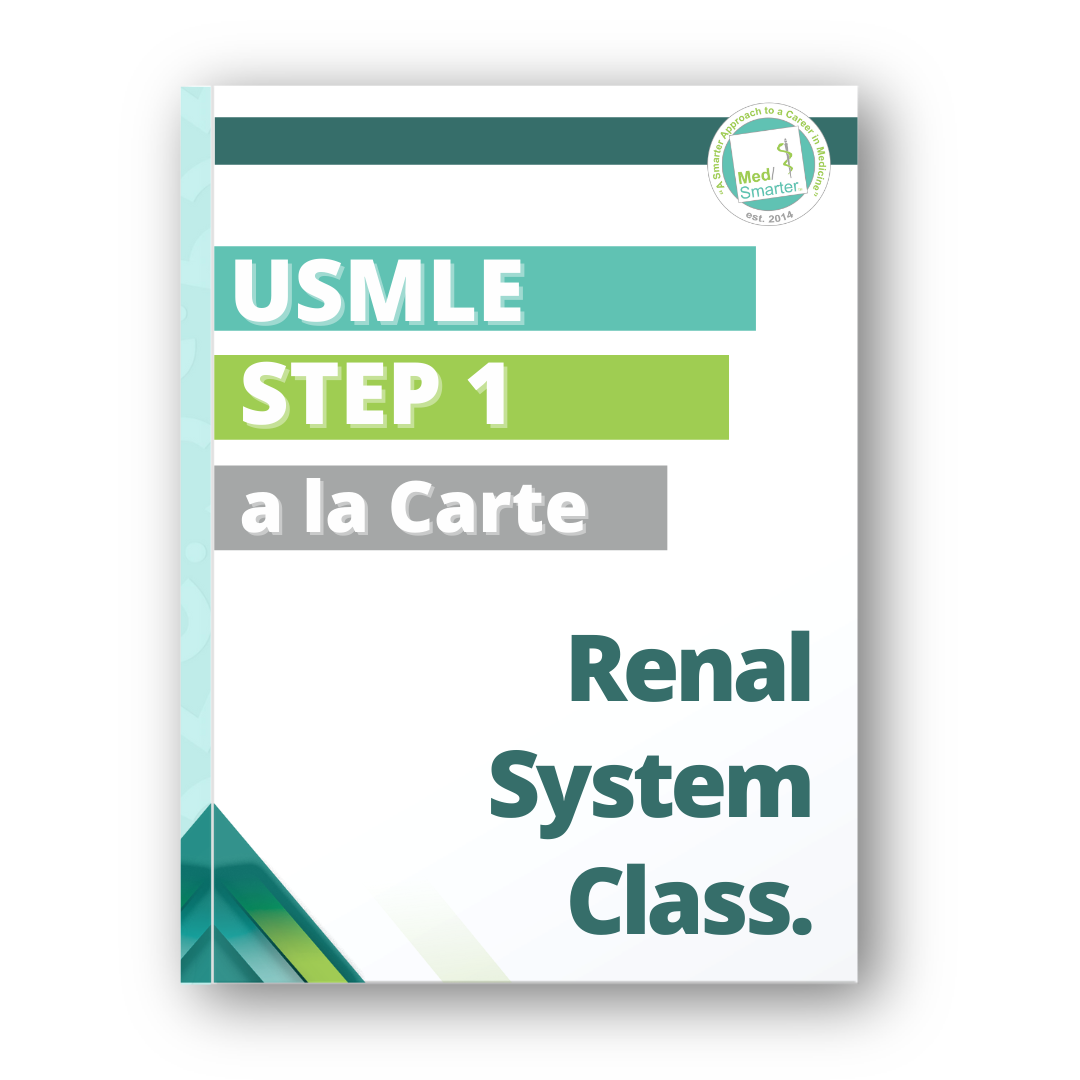 MedSmarter Renal System a la Carte Class