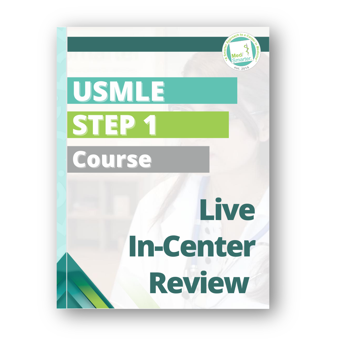 USMLE Step 1 Live In-Center Review Course