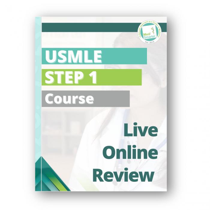 USMLE Step 1 Live Online Review Course