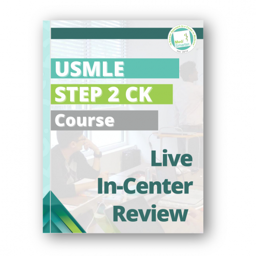 USMLE Step 2 CK Live in-center Review