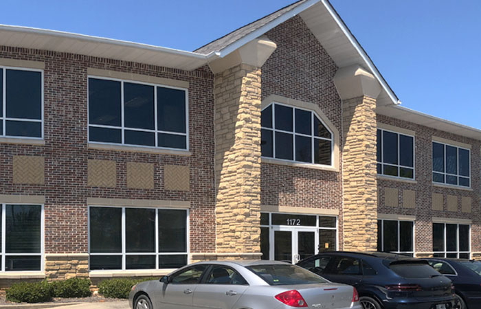 MedSmarter facilities building front