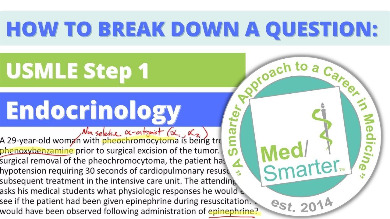 MedSmarter Question Break Down of the Week - Endocrinology - 06/02/2021